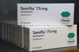 Tamiflu : la grippe H7N9  fait de la résistance