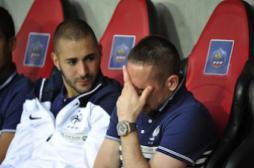 De quoi souffre Franck Ribéry