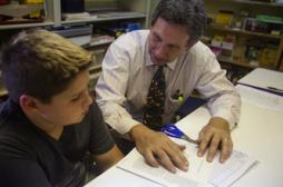 La dyslexie serait liée à des troubles de l'attention visuelle