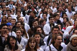 Les médecins  fortement mobilisés pour défendre leur liberté