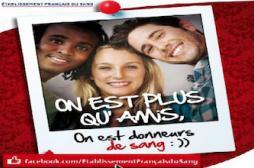 Dons du sang : L'EFS mobilise les étudiants