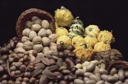 Cacahuètes et noisettes : bonnes pour...