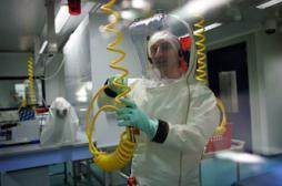 Dans les coulisses d'un laboratoire de haute sécurité