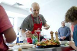 Cuisiner et manger équilibré : les secrets pour un coeur en forme