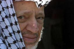Yasser Arafat aurait aurait ingéré du polonium 210