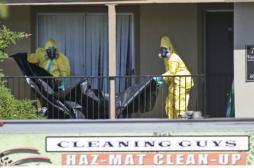 Etats-Unis: Le patient Ebola