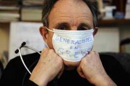 Grève des médecins : une carte de France pour savoir quel cabinet est fermé