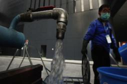 Légionellose : 2 000 habitants de Grigny 2 privés de douche