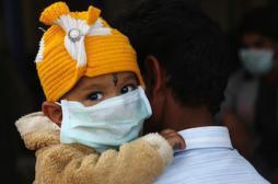 Grippe : les adultes l'attrapent deux fois en dix ans