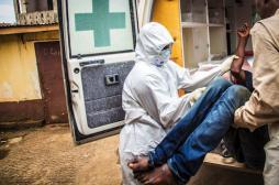 Ebola : le nombre de nouveaux cas au plus bas depuis cet été