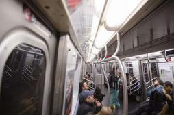 Plus de 600 espèces de bactéries colonisent le métro de New York