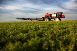 L'utilisation des pesticides est repartie à la hausse en 2013
