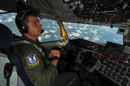 Les pilotes de l'Armée victimes de lésions cérébrales