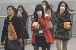 La Chine entre en guerre contre la pollution atmosphérique