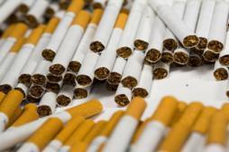 Cigarettes : le taux de nicotine a augmenté de 15 %  en 12 ans