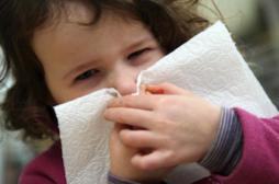 Les allergies respiratoires perturbent la scolarité des enfants