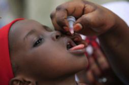 Polio : l'OMS déclare l'état d'urgence de santé publique