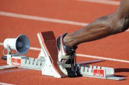 Le pied : taillé pour la course
