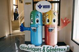 Médicaments génériques : les...
