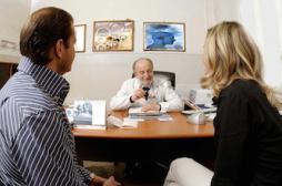 Sondage : ce que les patients...