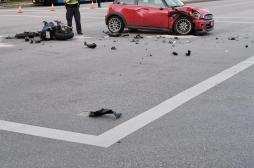 Accidents aux intersections : ce n'est pas la vue qui est en cause mais la mémoire !