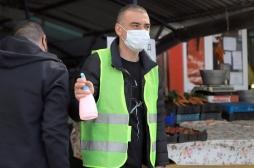 """Dr Luc Duquesnel, médecin généraliste : """"Il faudrait mettre en place des agents d'hygiène"""""""