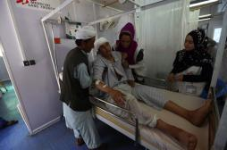 Aide humanitaire : les blouses blanches de plus en plus exposées