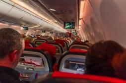 Le changement climatique va secouer les avions