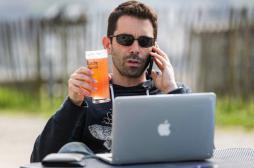 Crise économique : les salariés boivent plus en dehors du travail