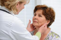 Hypothyroïdie : 15 % des patients...