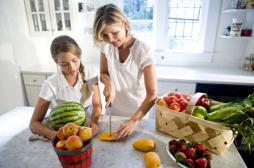 Varier l'alimentation protège des allergies