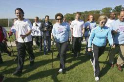 Alzheimer : améliorer la qualité de vie grâce à l'activité physique