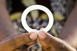 VIH : un anneau vaginal réduit le risque d'infection de 30 %
