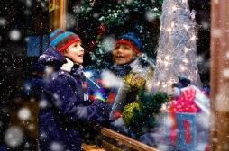 Comment gérer les courses de fin d'année avec son enfant ?