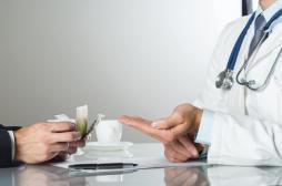 Les primes sur objectifs ont rapporté 4 500 euros aux médecins