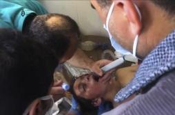 Attaque chimique en Syrie :