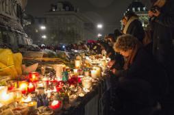 Attentats de Paris :  la mémoire des victimes analysée pendant dix ans