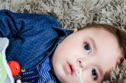 Maladie de Krabbe : une levée de fonds pour offrir un traitement à Ayden