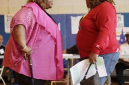 Être obèse réduit l'espérance de vie