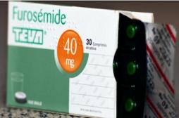 Furosémide :  l'Ansm retire tous les lots par mesure de précaution
