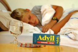 Sinusite : pas d'ibuprofène pour les enfants