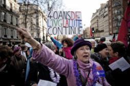 Loi Veil : une manifestation pour préserver le droit à l'IVG
