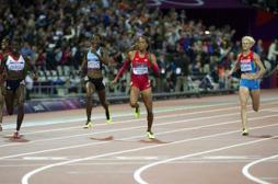 Des sportives aux attributs de femme et à la génétique d'homme