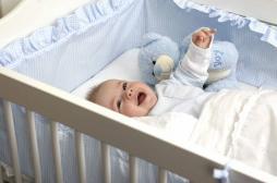 Mort inattendue du nourrisson : le tour du lit en cause
