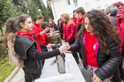 Les bénévoles affichent une meilleure santé que les autres