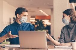 Port du masque : quelles conséquences sur la santé au travail ?