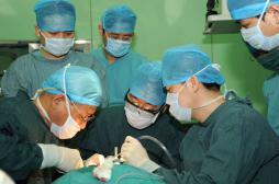 Handicapé à vie après une opération...