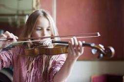 Apprendre la musique dans l'enfance...