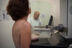 Une nouvelle mammographie moins douloureuse