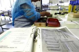 Stérilisation: les dispositifs médicaux dans le collimateur